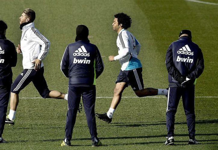 Ronaldo dijo que el Real Madrid está bajo mucha presión. (Foto: EFE)