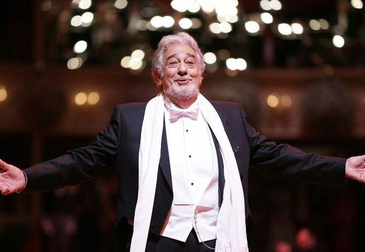 Plácido Domingo interpretará su papel número 150 en el Festival de Salzburgo.   (AFP)
