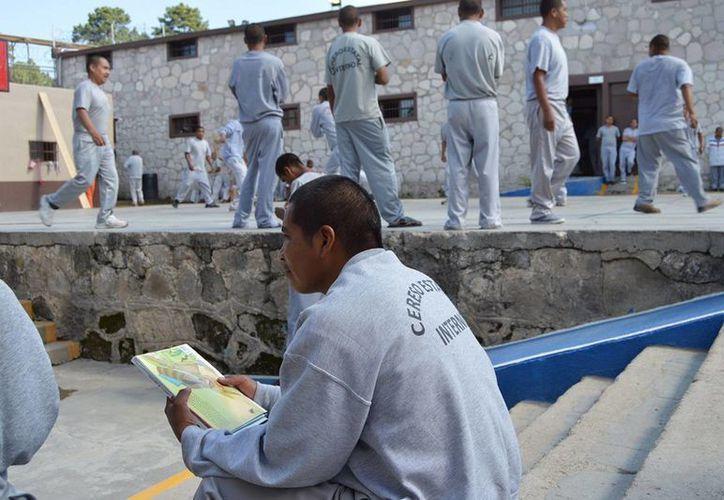 El Centro de Readaptación Social Número 8 de Guachochi alberga de forma exclusiva a reos indígenas. (juareznoticias.com)