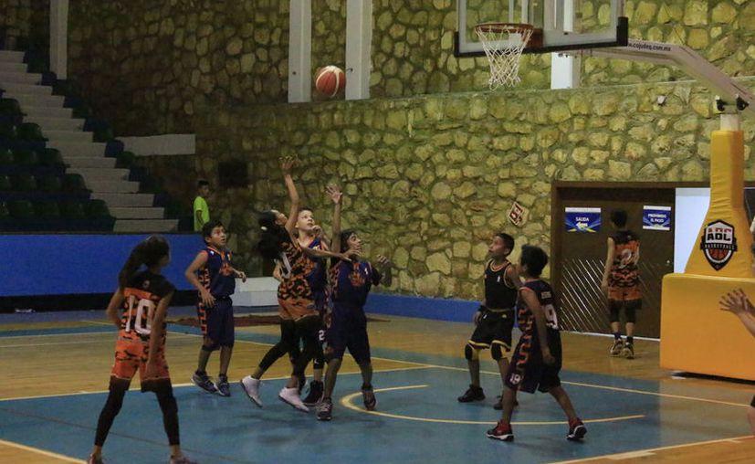 El evento deportivo se desarrollará en diferentes canchas de la capital del estado. (Miguel Maldonado/SIPSE)