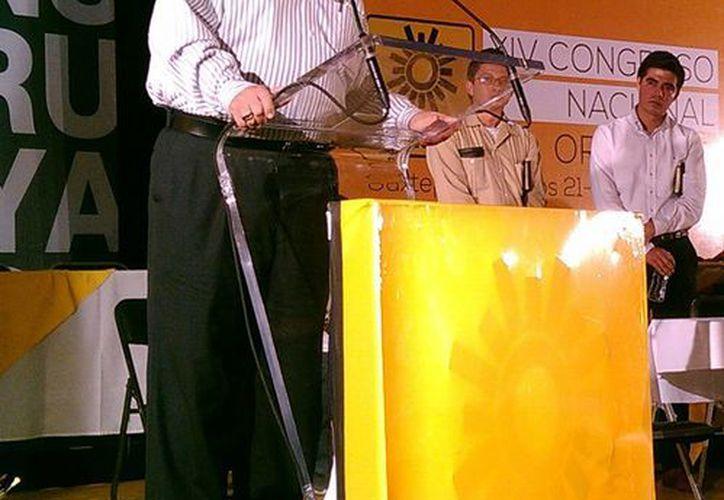 Arturo Núñez, gobernador de Tabasco, dijo que el Estado aún se encuentra en una delicada situación de crisis económica. (Archivo/Notimex)