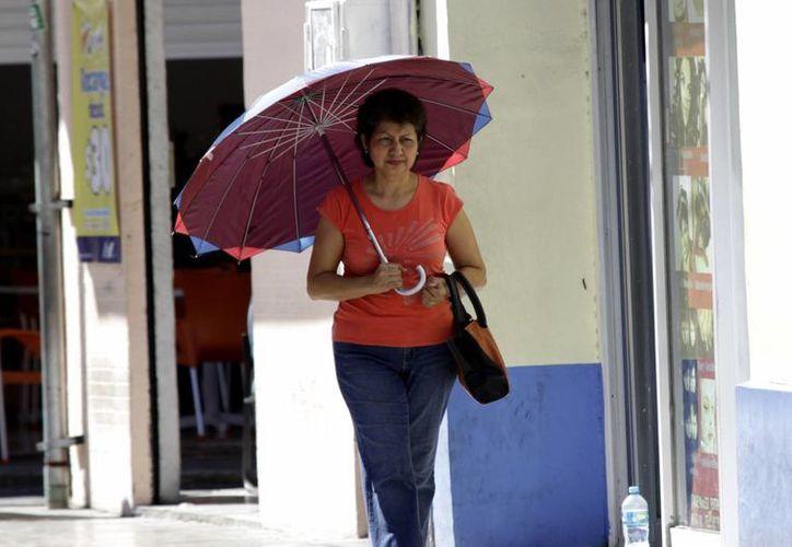 El cielo despejado se mantendrá en estos días en Mérida. (Christian Ayala/SIPSE)