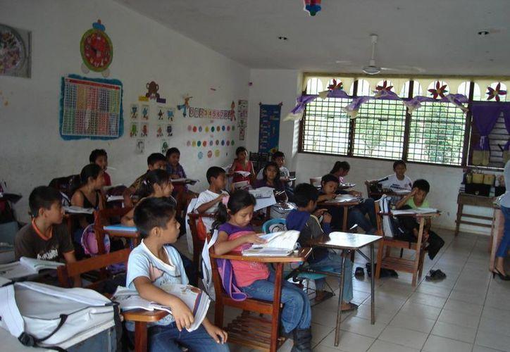 El plantel educativo promueve la calidad en la enseñanza; además ha logrado involucrar a los paterfamilias. (Archivo/SIPSE)