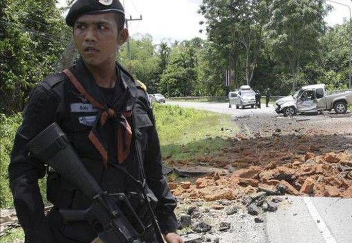 Militares han sido el blanco de ataques de grupos extremistas (Dossier GF)