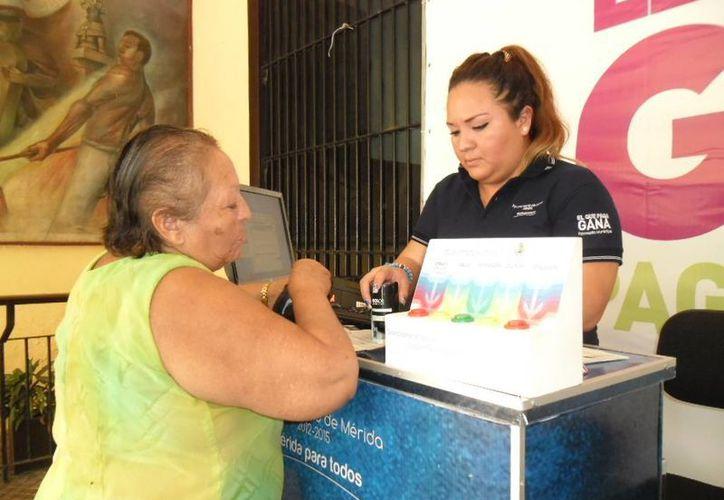 El Ayuntamiento de Mérida ofrece descuentos a quienes paguen el predial en el primer trimestre del año. (SIPSE)