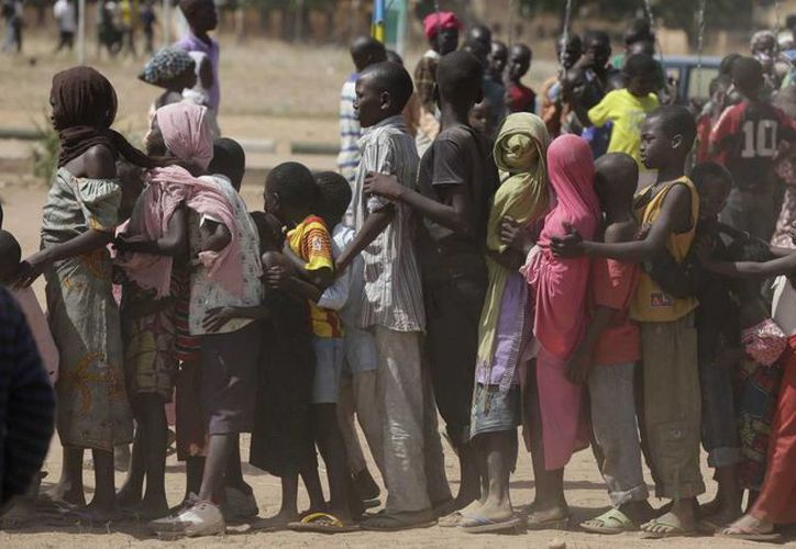 El titular de la ONU, Ban Ki-Moon, indicó que el secuestro de niños es una estrategia para aterrorizar a ciertos grupos étnicos. (Archivo/AP)