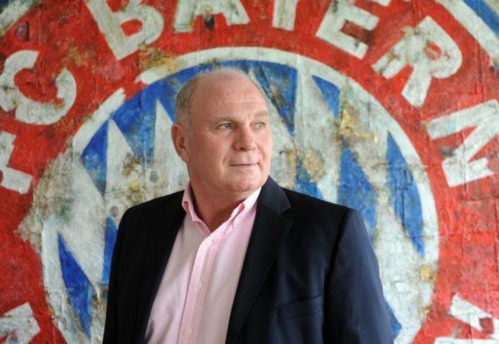 El expresidente del Bayern Múnich, Uli Hoeness, entró en prisión el dos de junio de 2014 por evasión fiscal de 28.4 millones de euros. (Imagen tomada de sueddeutsche.de)