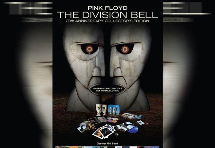 'The Division Bell', de Pink Floyd, cumple 20 años de haber visto la luz. (Facebook/Pink Floyd)