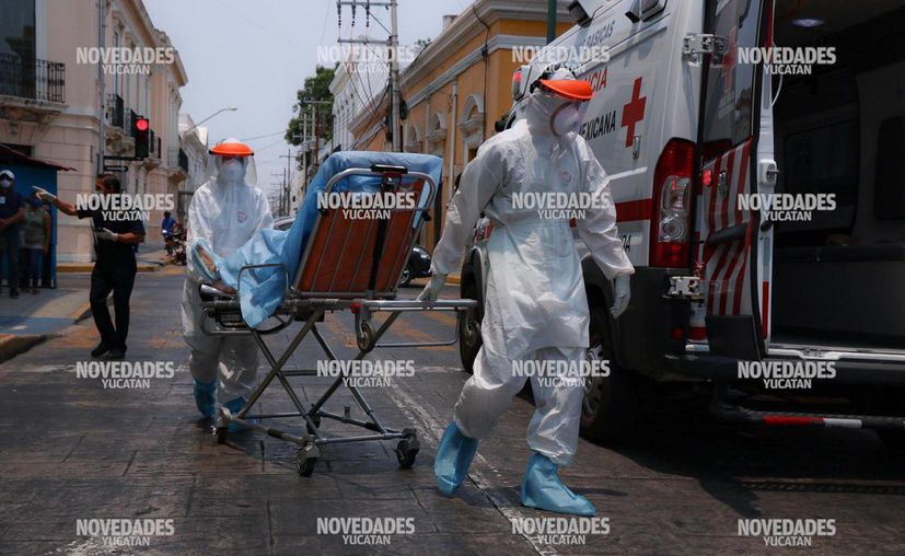 Coronavirus en Yucatán: Dos muertes y 37 nuevos contagios en este sábado