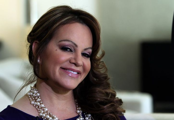 La Diva de la Banda Jenni Rivera murió en un accidente aéreo en Nuevo León tras dar un concierto en Monterrey. (Agencias)