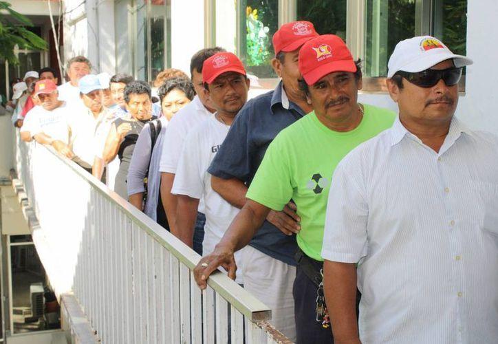 Un total de 26 trabajadores fueron denunciados por percibir un salario sin prestar algún tipo de servicio a cambio. (Harold Alcocer/SIPSE)