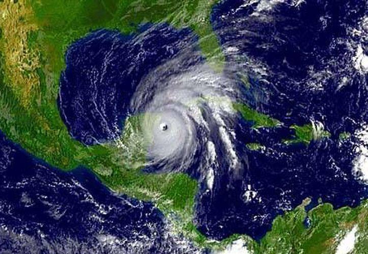 En 2014 impactaron a México nueve ciclones en la zona del Atlántico. (Contexto/Internet)
