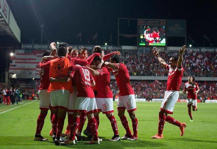 Los Diablos Rojos jugarán este jueves en el mítico estadio Morumbi, en Sao Paulo, en la ida de los octavos de la Copa Libertadores. (Facebook: Toluca)