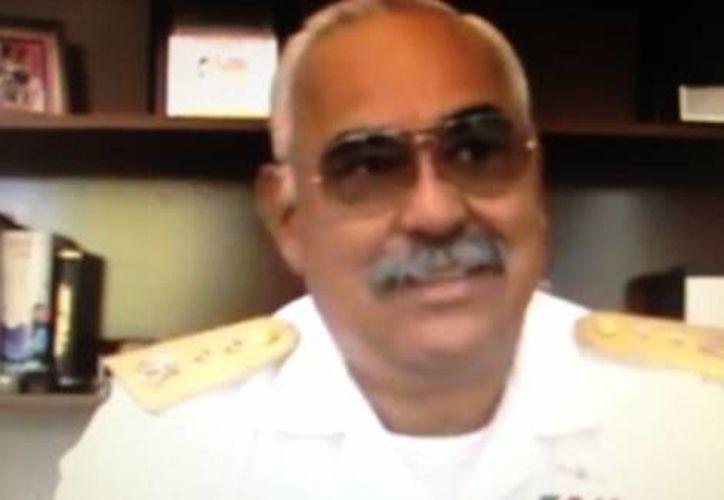 El Vicealmirante viajaba con su esposa. También pereció el segundo maestre Ricardo Hernández. (Agencias)