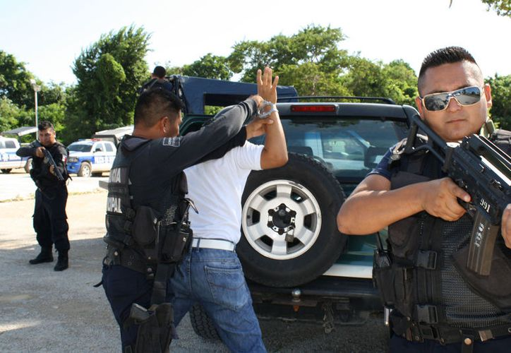 El director de la Policía Municipal Preventiva en Othón P. Blanco dijo que se prioriza la seguridad en las colonias del primer sector.