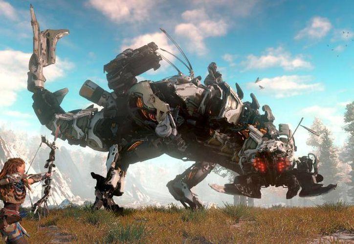'Horizon Zero Dawn' es otro de los videojuegos que aparecerán en la escena 'gamer' este 2017. (El País)