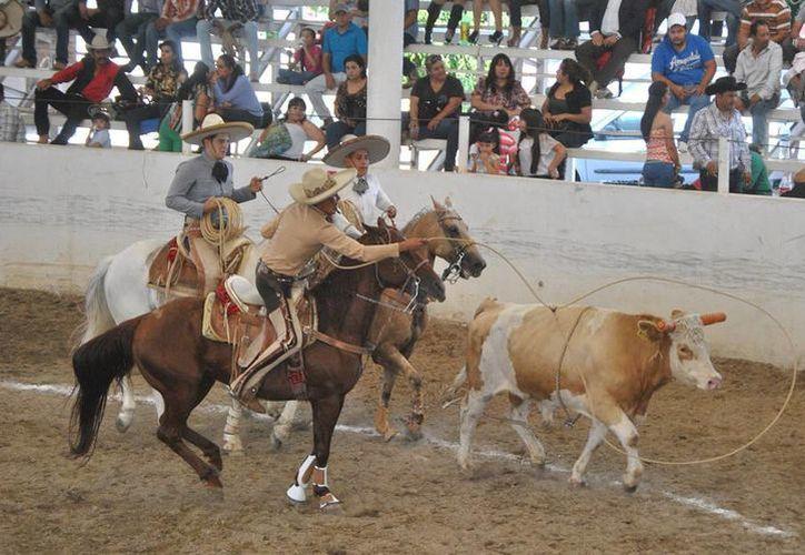 El rancho San Pedro se ubica en la carretera Mérida-Progreso. (Foto de contexto/charroup.com)