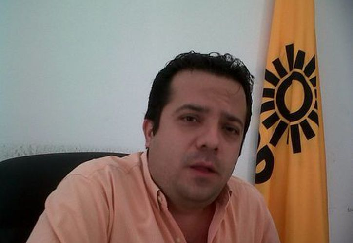 David Barrera Zavala estuvo tres años al frente del PRD en Yucatán. (SIPSE)