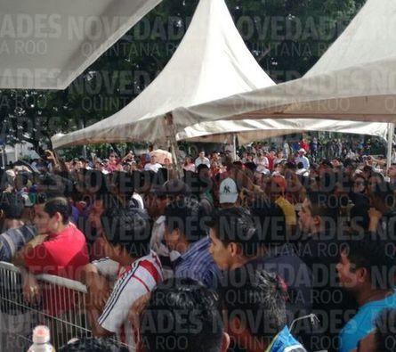 Inicia el cierre de casillas en la zona norte de Quintana Roo