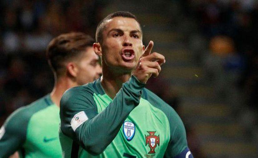 Cristiano Ronaldo acumula su décimo gol en cinco partidos. (Foto: Reuters)