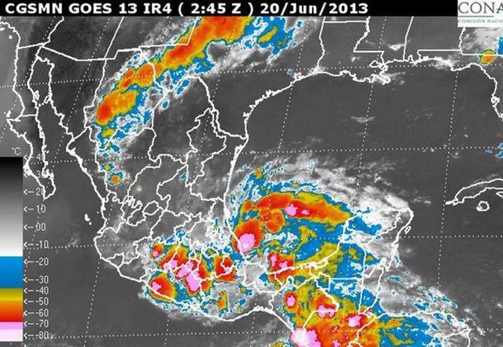 Agosto, septiembre y octubre son los meses más activos en huracanes en el Atlántico. (Archivo/Notimex)