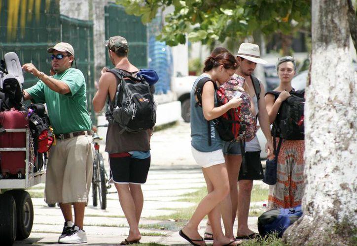 El proyecto es par evitar el desencanto de visitantes nacionales y extranjeros. (Harold Alcocer/SIPSE)