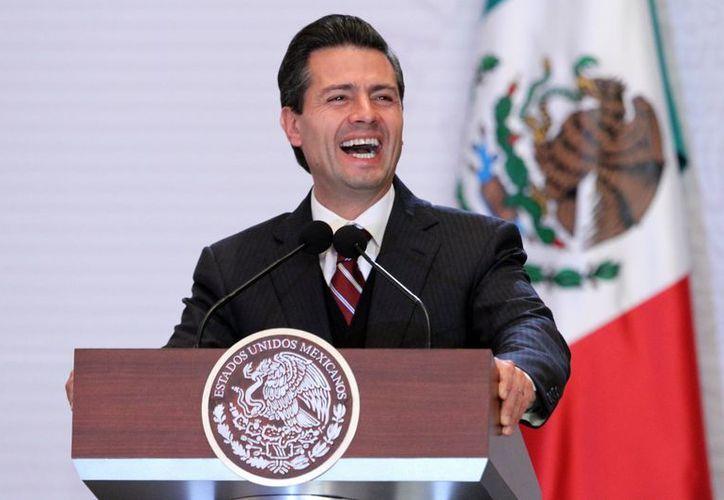 El Presidente dió a conocer su itinerario por dos naciones sudamericanas. (Archivo/Notimex)