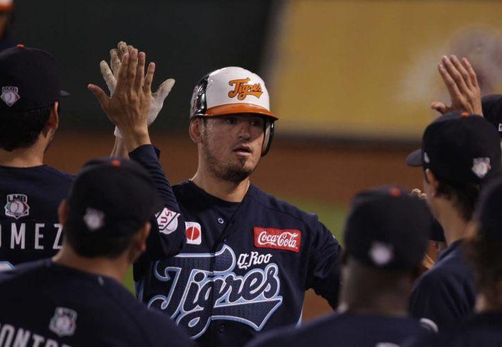 """Los Tigres de Quintana Roo hicieron oficial el regreso de Jorge """"El Bronco"""" Cantú, a través de un comunicado oficial. (Redacción/SIPSE)"""