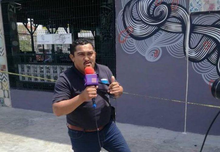 """Francisco Romero, mejor conocido como el """"Ñaca ñaca""""."""