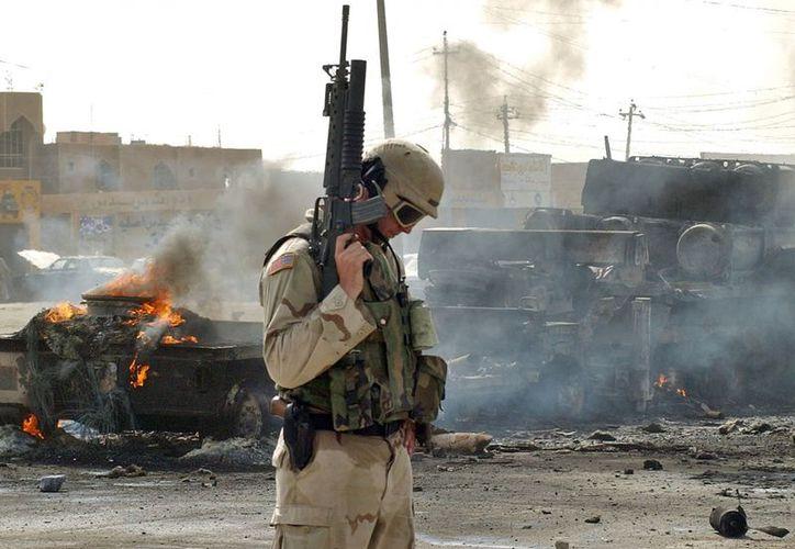 En los primeros diez meses de 2012 el número de suicidios entre las filas de las Fuerzas Armadas fue de 166. (Archivo/AP)