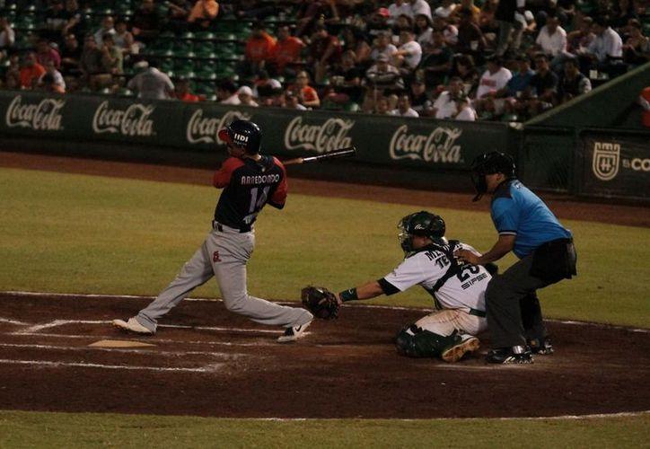 Leones de Yucatán para poner fin a una racha de cuatro series sin ganar, (Milenio Novedades)