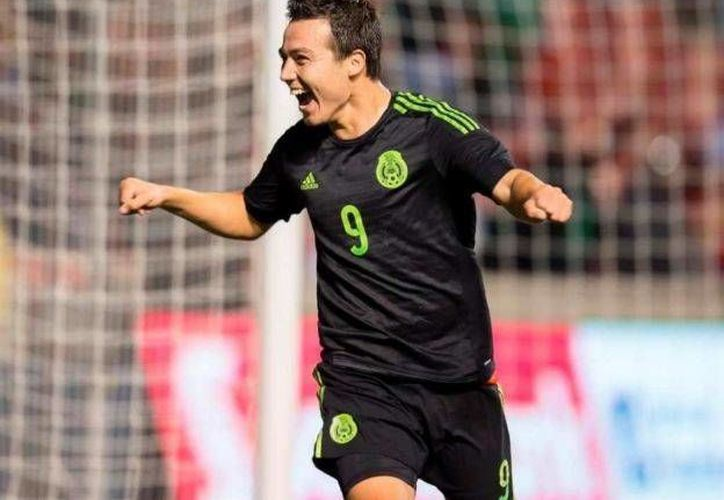 La Selección Mexicana sub-22 se refrendó campeona del torneo preolímpico de la Concacaf al vencer 2-0 a su similar de Honduras, este martes en Salt Lake City. (Mexsport)