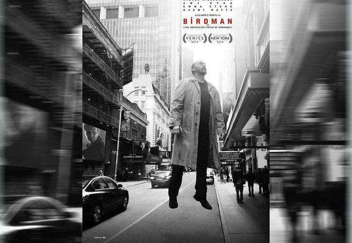 'Birdman' será la encargada de abrir las actividades en el Festival de Cine de Venecia, el 27 de agosto. (Facebook/Birdman Movie)