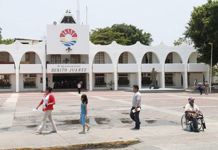 Ayuntamiento, en el inicio de la actual administración, recibió un adeudo de más de mil 300 millones de pesos. (Jesús Tijerina/SIPSE)