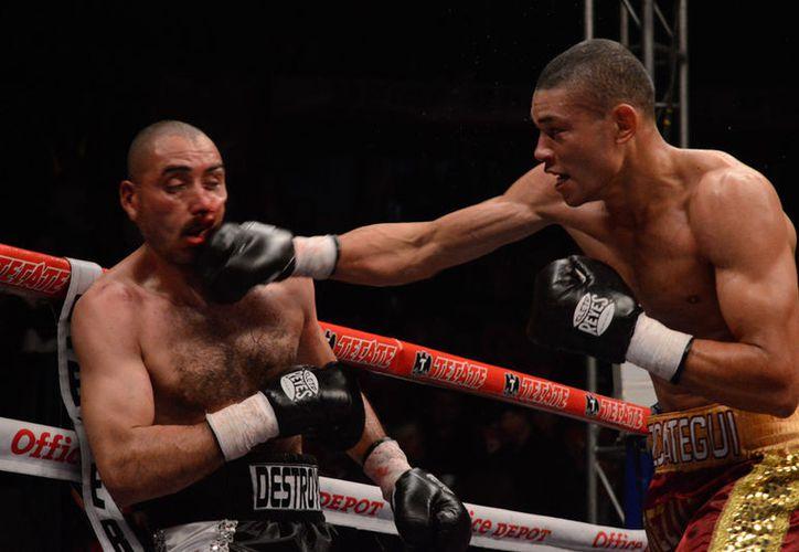 """""""Destroyer"""" López comenzó su carrera en el boxeo en el año 1995. (Foto: Contexto/Internet)"""