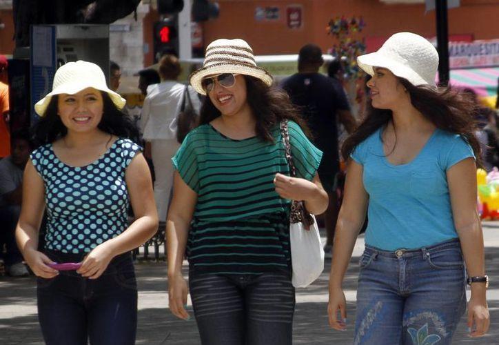 Para Yucatán se esperan temperaturas de hasta 38 grados a partir de este lunes. (SIPSE)