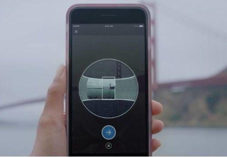 El sistema te permitirá seleccionar el punto inicial donde se mostrará la imagen 360 al ser publicada. (Foto: SDP)