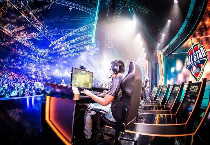 Las competiciones de eSports han ganado una gran popularidad en los últimos años. (Sphera Sports).