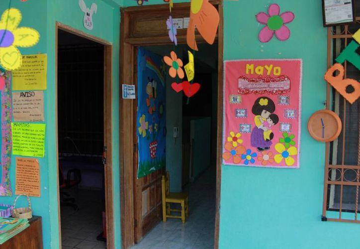 Indican que durante la supervisión en la estancia infantil detectaron varias anomalías. (Luis Soto/SIPSE)