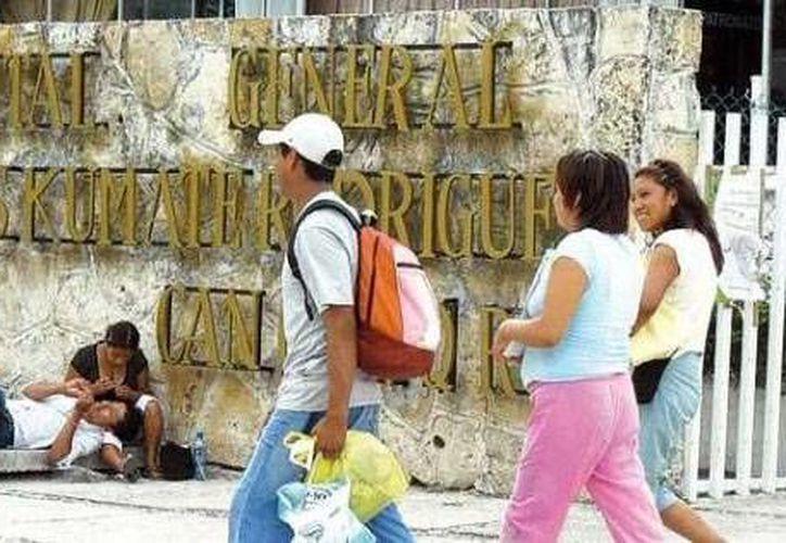 """De enero a mayo de este año se reportó un total de 349 casos de abortos en el Hospital General """"Jesús Kumate Rodríguez"""". (Foto de Contexto/Internet)"""