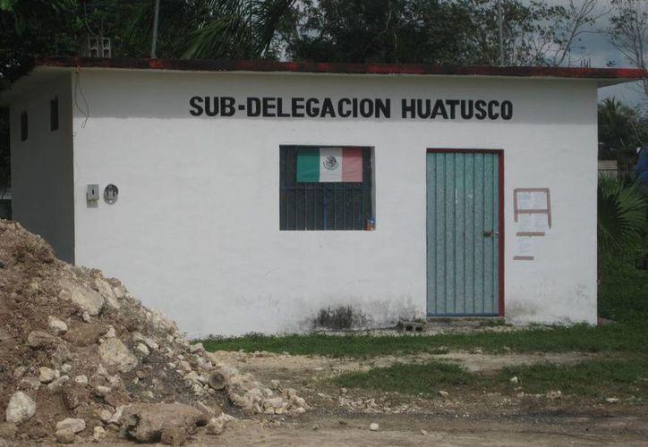 Moradores de las comunidades dijeron estar acostumbrados a no ser tomados en cuenta por sus autoridades. (Javier Ortíz/SIPSE)