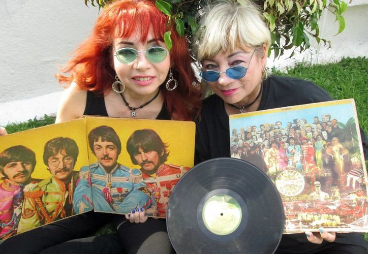 Las cantantes interpretarán esta noche grandes temas de los Beatles. (Milenio Novedades)
