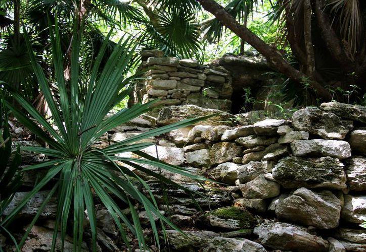 Las ruinas pudieron haber sido construidas en el período posclásico tardío por los pobladores mayas que habitaban en la región. (María Mauricio/SIPSE)