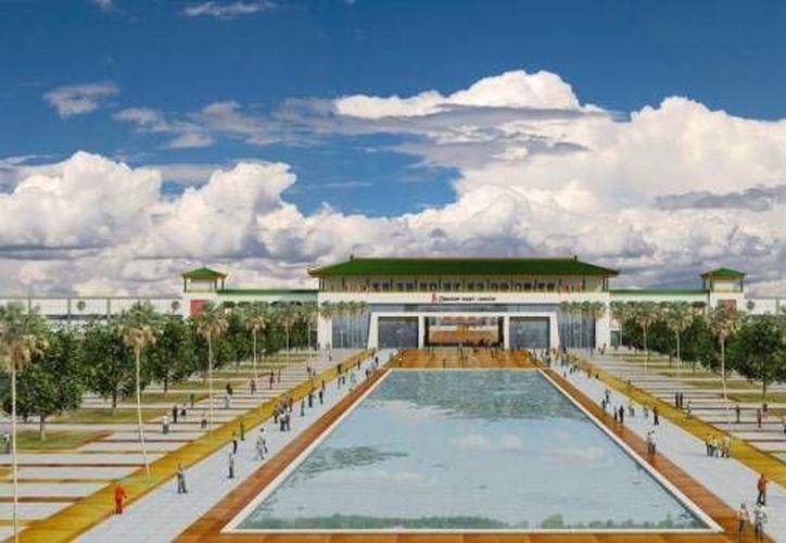 El proyecto presentado al Inira es diferente al que se entregó al Ayuntamiento de Benito Juárez. (SIPSE)