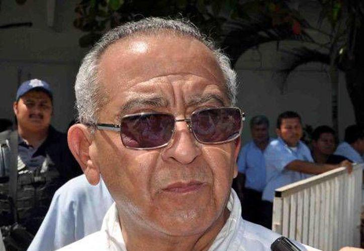 López Uribe dijo que acudió sin amparo de por medio. (olmecadiario.info)