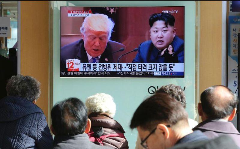 Corea del Norte asegura que Trump está implorando por una guerra nuclear