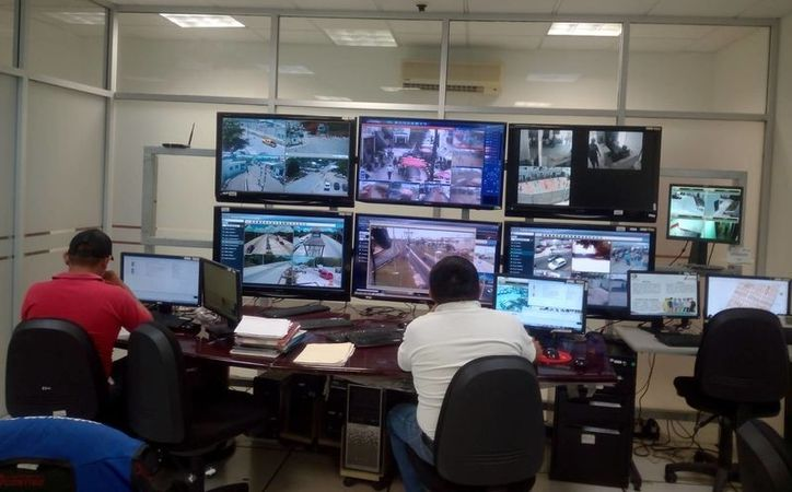Los operadores de los centros de atención de emergencias se declaran listos para este cambio. (Eric Galindo/SIPSE)