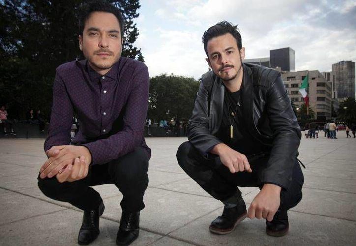 La banda mexicana, Motel, forma parte de la gira de conciertos que organiza una reconocida marca de  wisky. (Foto/Internet)