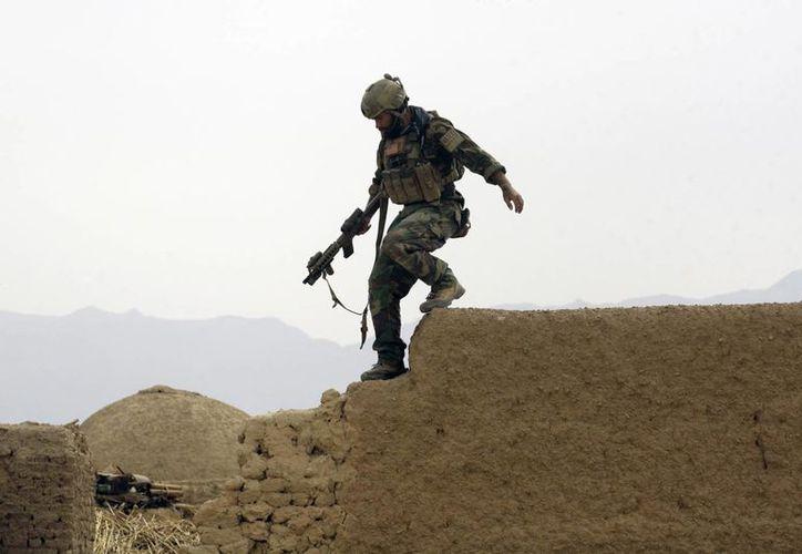 El presidente de EU, Barack Obama, decidió que más de cinco mil soldados de EU se mantuvieran en Afganistán hasta después del 2017. (Agencias)