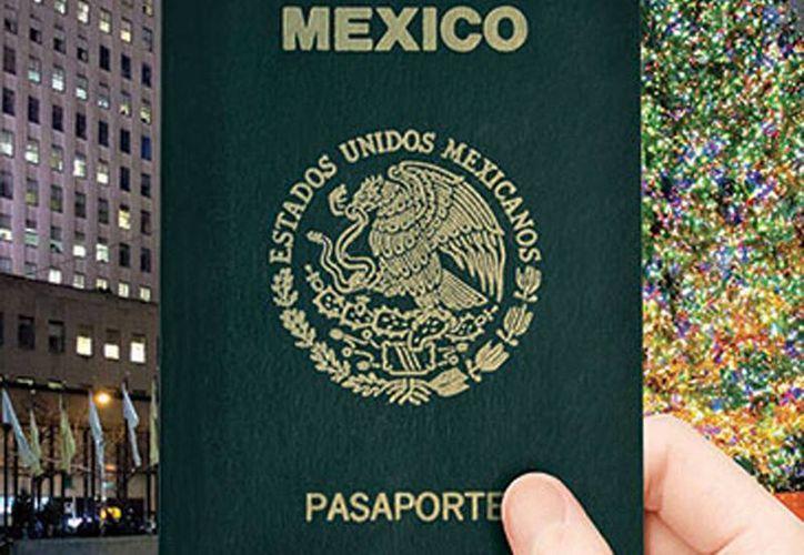 El trámite de expedición de pasaportes en delegaciones de la SRE se otorga con cita previa a través de un número telefónico o a través de la página web www.sre.gob.mx. Aunque las oficinas de SRE estarán cerradas desde mañana hasta el 7 de enero. (sre.gob.mx)